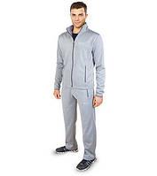 Спортивные костюмы мужские свет-серый 7204