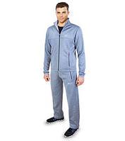 Модные спортивные костюмы синий 7204