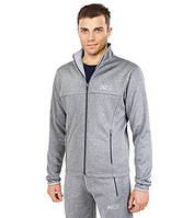 Мужские брендовые толстовки тем-серый 7204