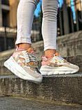 Женские кроссовки Versace Chain Reaction Multicolour, женские кроссовки Версачи, кроссовки версаче, фото 5