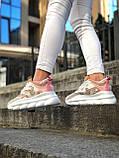 Женские кроссовки Versace Chain Reaction Multicolour, женские кроссовки Версачи, кроссовки версаче, фото 4