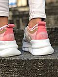 Женские кроссовки Versace Chain Reaction Multicolour, женские кроссовки Версачи, кроссовки версаче, фото 7