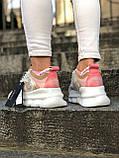 Женские кроссовки Versace Chain Reaction Multicolour, женские кроссовки Версачи, кроссовки версаче, фото 8