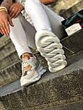 Женские кроссовки Versace Chain Reaction Multicolour, женские кроссовки Версачи, кроссовки версаче, фото 9