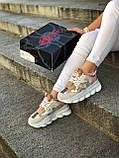 Женские кроссовки Versace Chain Reaction Multicolour, женские кроссовки Версачи, кроссовки версаче, фото 6