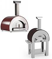 5 Minuti 2 піци - Піч для піци на дровах. Alfa Pizza. Італія, фото 1