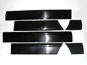 Накладка двери ВАЗ-2114, 2115 молдинги с/о (широкие), 2114-6102100 (Сызрань)