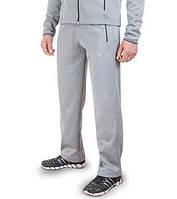 Спортивные брюки мужские свет-серый 7204
