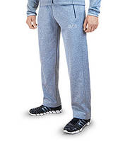 Спортивные брюки молодежные синий 7204