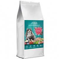 Сухой корм Home Food Hairball Control шерстевыводящий для взрослых котов 10кг