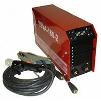 Сварочный инвертор SSVA-160-2 плюс аргон (TIG)