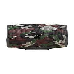 Bluetooth-колонка BL JBL Charge 3 Camouflage громкая связь портативная мощность 15 Вт USB Bluetooth microSD