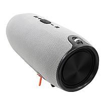 Bluetooth колонка LZ Xtreme + Grey беспроводное подключение функция громкой связи переносная, фото 3