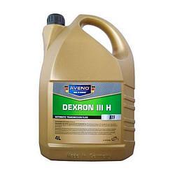 Трансмиссионное масло AVENO Dexron III H 4L (3021538-004)