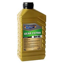 Трансмиссионное масло AVENO Gear Extra 80W-90 1L (3022041-001)