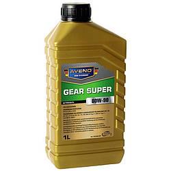 Трансмиссионное масло AVENO Gear Super 80W-90 1L (3022040-001)