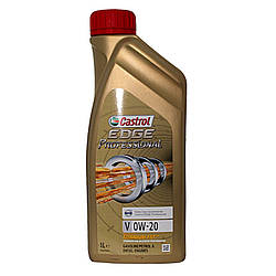 Моторное масло CASTROL Edge Professional V 0W-20 1L (15384B)