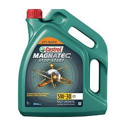 Моторное масло CASTROL Magnatec C3 Stop-Start 5W-30 5L (159A5C)