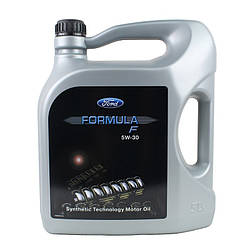 Моторное масло FORD Formula F - Fuel Economy 5W-30 5L (155D3A)