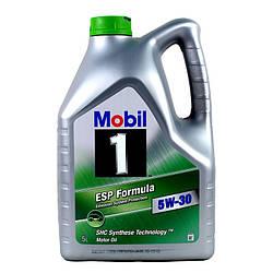 Моторное масло Mobil ESP Formula 5W-30 5L (151060)