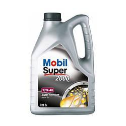 Моторное масло Mobil Super 2000 X1 10W-40 5L (150563)