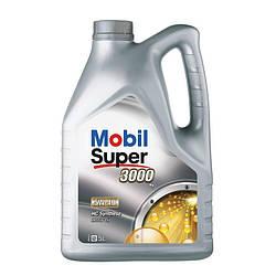 Моторное масло Mobil Super 3000 X1 5W-40 5L (150565)