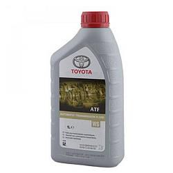 Трансмиссионное масло Toyota ATF WS 1 литр 08886-81210