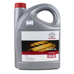 Моторное масло Toyota Syntetic EU 5W-40 5L (08880-80835)