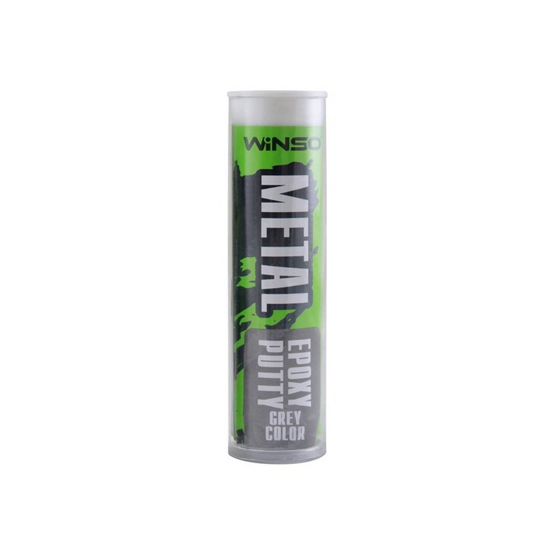 Двухкомпонентная эпоксидная мастика Winso 57 г серая (300100)