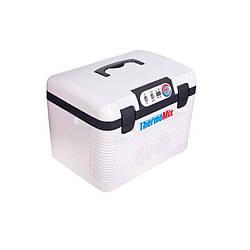 Автохолодильник термоэлектрический Vitol ThermoMix 19 л DC/AC 12/24/220V 60W (BL-219-19L)