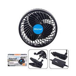 Автомобильный вентилятор Mitchell 24V 12W (HX-T704)