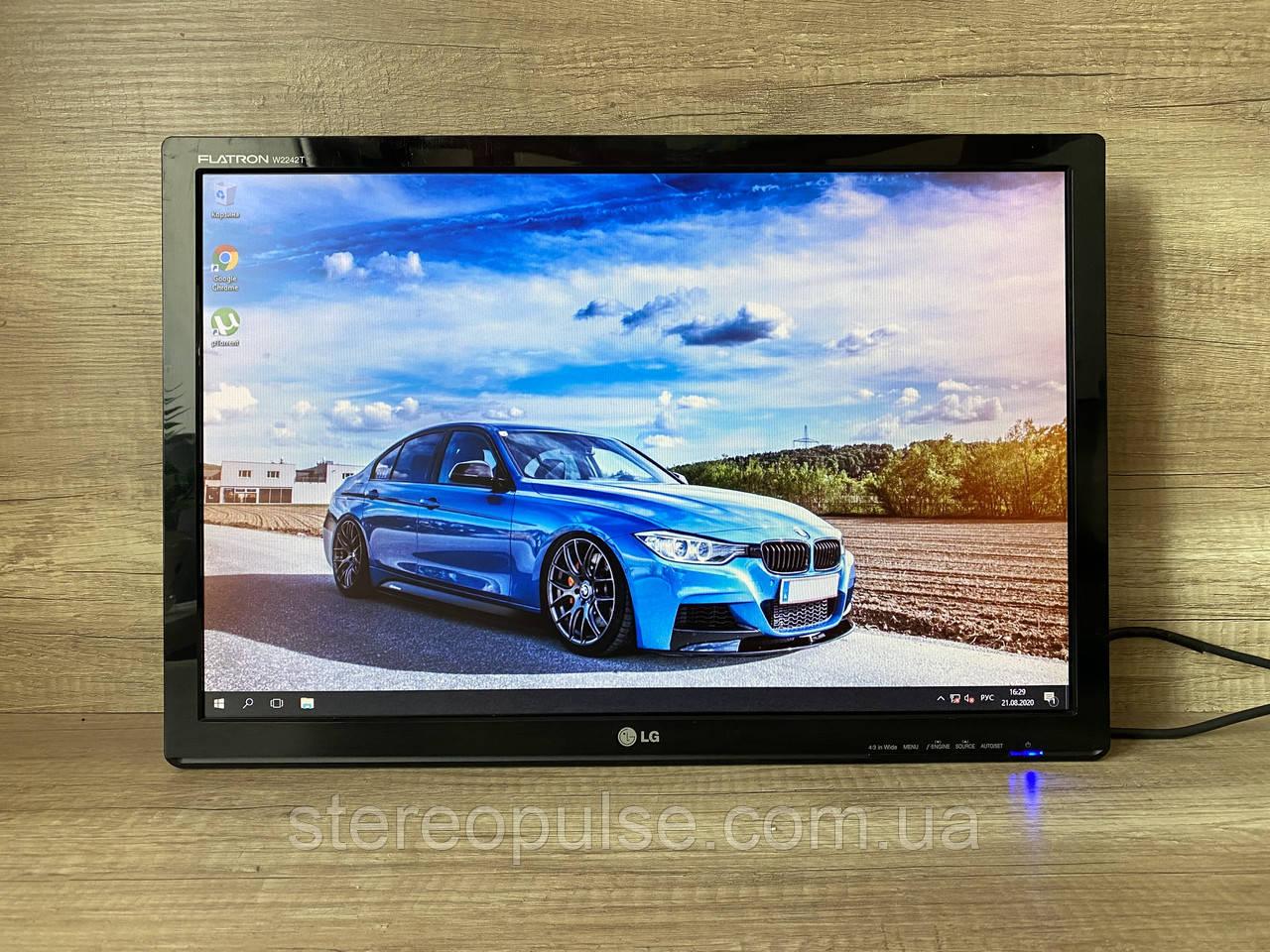 LCD монитор 22'' LG W2242T (ДЕФЕКТ)