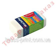 Ластик MINI SOFTY в картонному тримачі MP.511780
