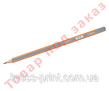 Олівець графітовий BLACK PEPS, H, без гумки MP.850025