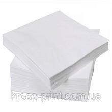Салфетки столовые 500шт Paper next белые 10шт/уп