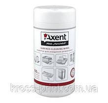 Салфетки Axent Box универсальные 100шт 5301 10шт/уп