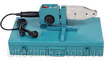 Паяльник для пластикових труб KRAISSMANN 2400 EMS 6