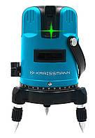 Линейный лазерный нивелир KRAISSMANN 5 LL 30G