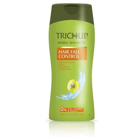 Шампунь травяной - контроль выпадения волос, 200мл (TRICHUP Shampoo Fall Control)