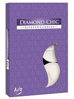 Свеча  парфюмированная diamond chic 1.5 см 6 шт (p15-173)