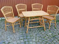 Мебель плетеная из лозы