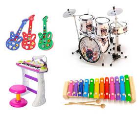 Детские музыкальные инструкменты