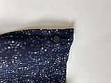 Блуза женская Maison Scotch цвет темно-синий- белый размер S XL XS арт 10216716-FWLM-D53, фото 4