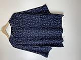 Блуза женская Maison Scotch цвет темно-синий- белый размер S XL XS арт 10216716-FWLM-D53, фото 6