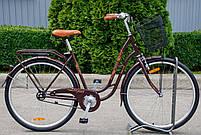 "Велосипед женский AIST TANGO 1.0 ""28 CTB с корзинкой"