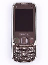 Телефон Nokia 6303 копия