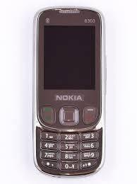 Телефон Nokia 6303 копия, фото 2