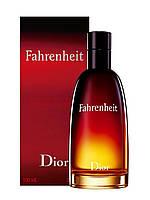 Мужская туалетная вода Dior Fahrenheit 100ml, фото 1