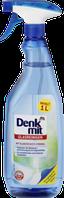 Средство для мытья стекла и пластика  Denkmit Glasreiniger  (Германия) 1000 мл.
