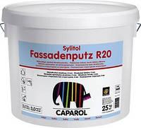 Силикатная штукатурка Sylitol-Fassadenputz R20 Weis